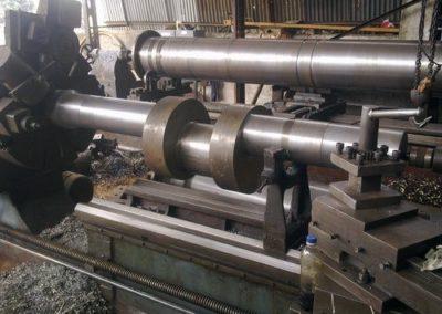 Heavy Lathe machine Jobwork